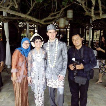 ROYAL WEDDING AT YOGYAKARTA, INDONESIA