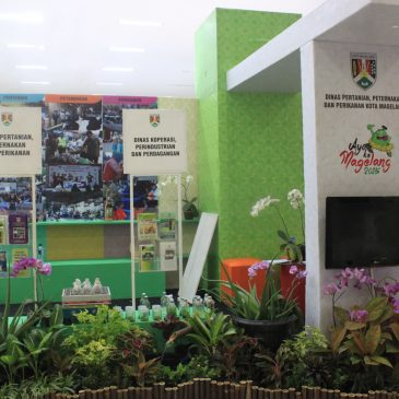 DISPETERIKAN STAND @ MAGELANG AGRICULTURE FAIR 2015